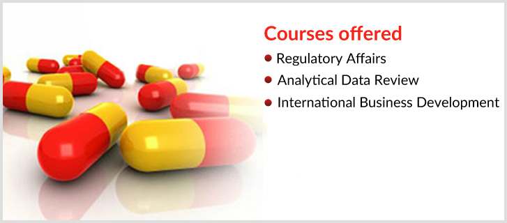 Regulatory affairs courses & certification in India