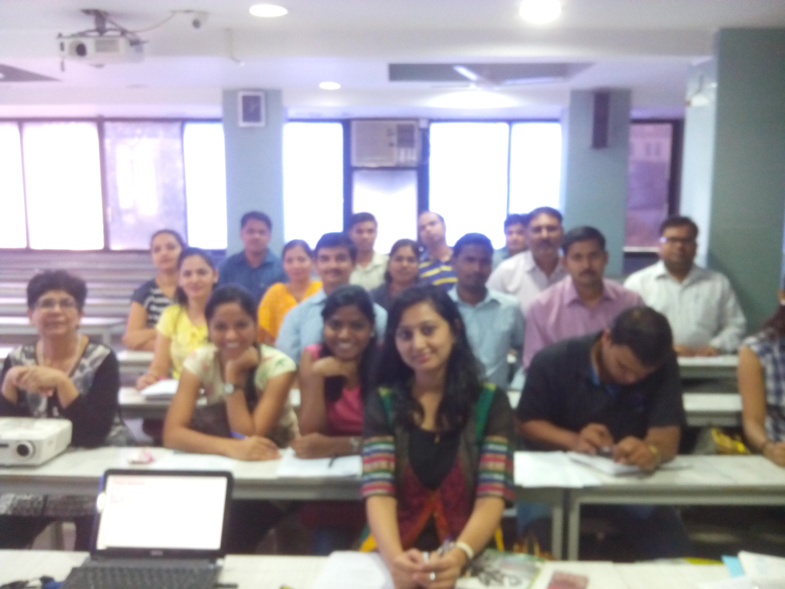 Vashi 12th RA batch