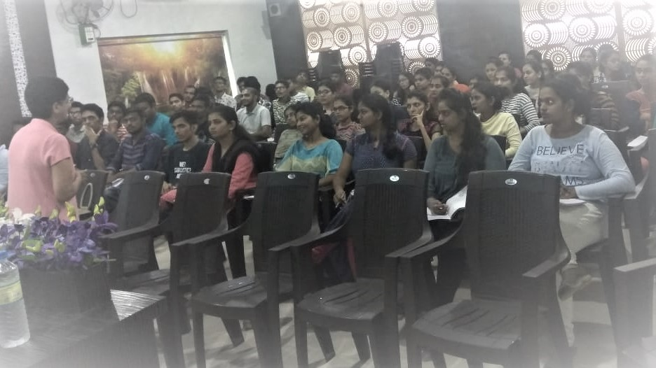 Seminar at Ideal college August 2018